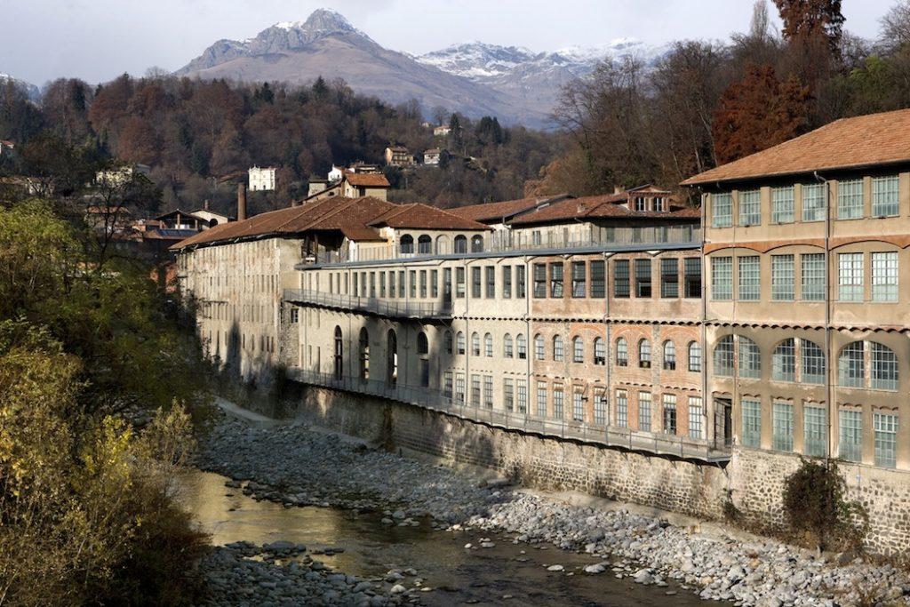 Biella, Restauro del Lanificio Maurizio Sella
